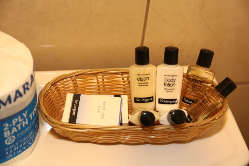 Nash Hotel Bathroom Supplies